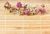 Vintage   picture,   nice soft background,small flowers, — Stockfoto