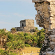 Mayruins in Tulum, Mexico — Stock Photo #31856881