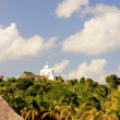 San Francisco de Asis Chapel, Xcaret, Mexico — Stock Photo