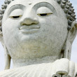 Stock Photo: Big Buddhmonument