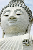 The Big Buddha monument — Stock Photo