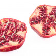 Pomegranate cross section — Stock Photo #38377473