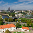 Stock Photo: Vilnius Panorama