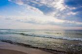 Sea beach in Odessa, Ukraine — Stock Photo