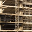 Building under construction, Gurgaon — Stock Photo