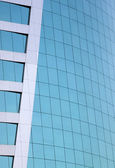 Low angle view of an office building, Gurgaon — Stock Photo