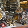Stock Photo: Antiquities for sale at store