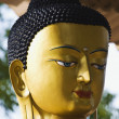 Stock Photo: Lord Buddhin park