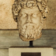 Stock Photo: Bust in museum, Stoof Attalos
