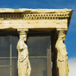 Erechtheum, Acropolis — Stock Photo #32949537
