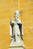Statue, Valletta, Malta — Stock Photo