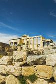 Erechtheum, Acropolis — Stock Photo