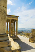 The Erechtheum — Foto Stock