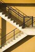 Staircase of a building — Stock Photo