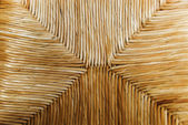 Full frame view of a wicker work — Stock Photo