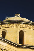 Rotunda of St. Marija Assunta — Stock Photo