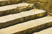 Close-up of steps — Foto Stock