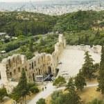 Theatre of Dionysus, Acropolis — Stock Photo #32950045