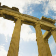 Stock Photo: Colonnade, Acropolis