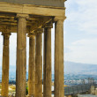 de Erechtheion — Stockfoto