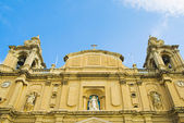 Msida Parish Church — Stock Photo