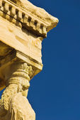 Erechtheum, Acropolis — Stock Photo