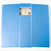 Weighing scale — Stock Photo