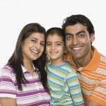 Family smiling — Stock Photo #32968103