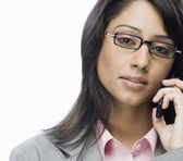 Customer service representative — Stock Photo