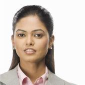 Businesswoman posing — Stock Photo