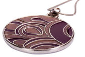 Close-up of a pendant — Stock Photo