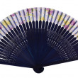 Close-up of a folding fan — Stock Photo