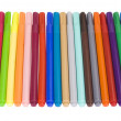 Close-up of felt tip pens — Stock Photo #32988669