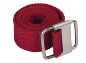Close-up of a woven cotton belt — Stock Photo