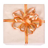 Close-up of a gift box — Stock Photo
