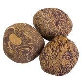 Close-up of decorative stones — Stok fotoğraf