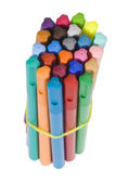 Close-up of a bundle of felt tip pens — Stock Photo