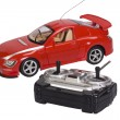Remote controlled toy car with game controller — Stock Photo #32998381