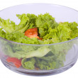 Close-up of a bowl of salad — Stock Photo