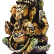 Close-up of figurine of Lord Ganesha — Stock Photo #32998861