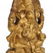 Close-up of a figurine of Lord Ganesha — Stock Photo