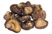Close-up of dried mushrooms — Stock Photo