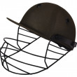 Close-up of a cricket helmet — Stock Photo