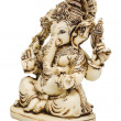 Close-up of figurine of Lord Ganesha — Stock Photo #33004383