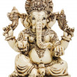 Close-up of figurine of Lord Ganesha — Stock Photo #33006741