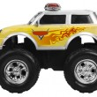 Stock Photo: Close-up of toy monster truck