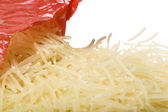 Close-up of vermicelli — Stock Photo