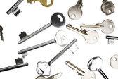 Assorted keys — Stock Photo