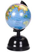 Close-up of a desktop globe — Stock Photo