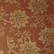 Floral pattern on a fabric — Stock Photo